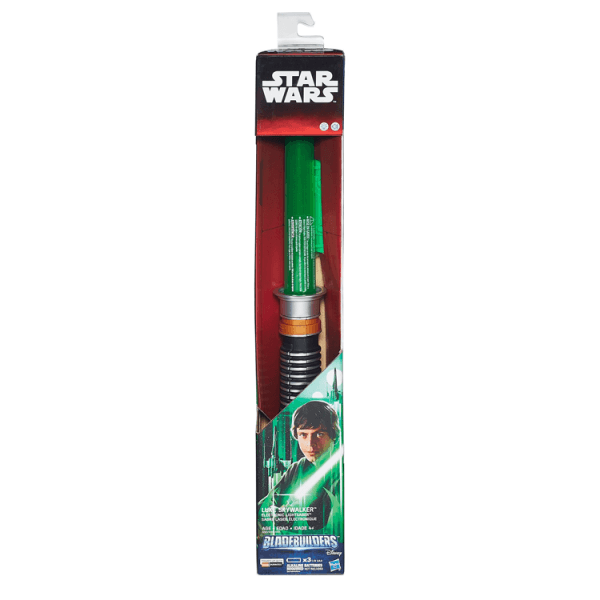 spada verde Star Wars