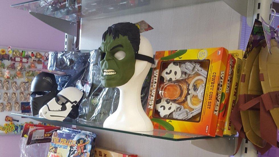 maschera Ulk