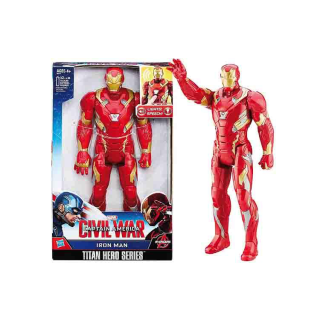 MARVEL TITAN HERO FIGURE ELETTRONICHE