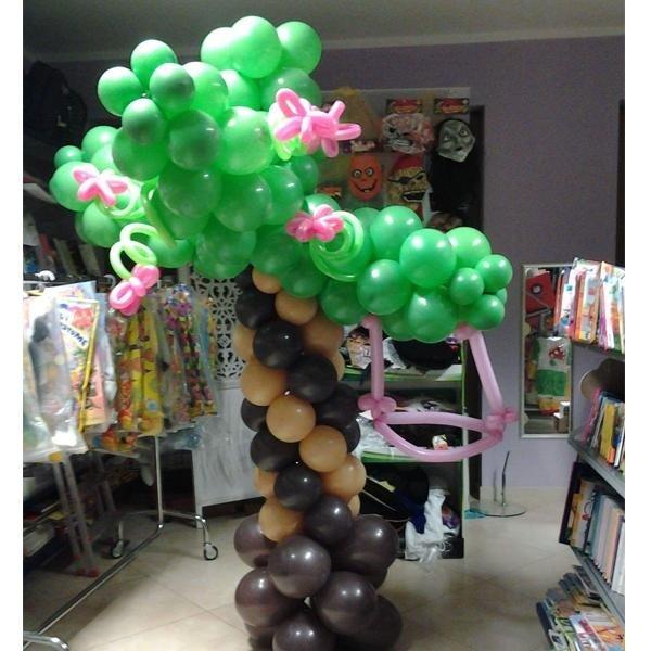 composizione palloncini