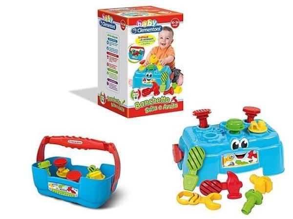 giocattoli per neonati