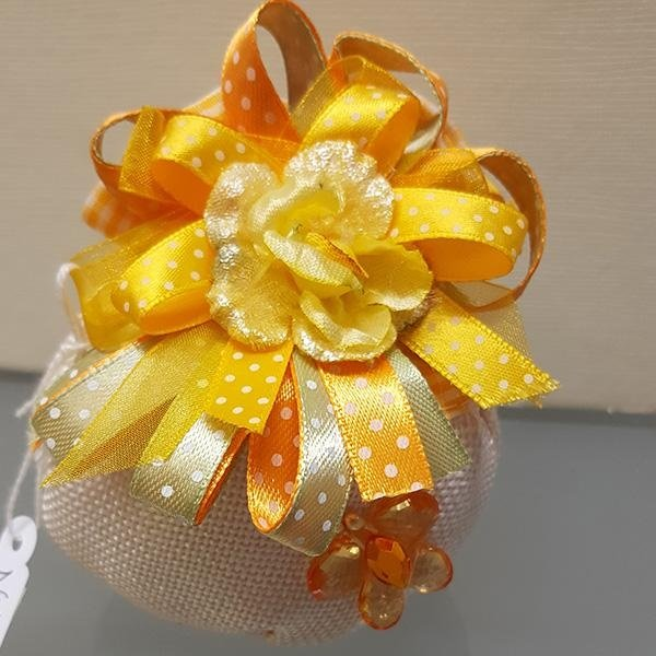 bomboniera gialla