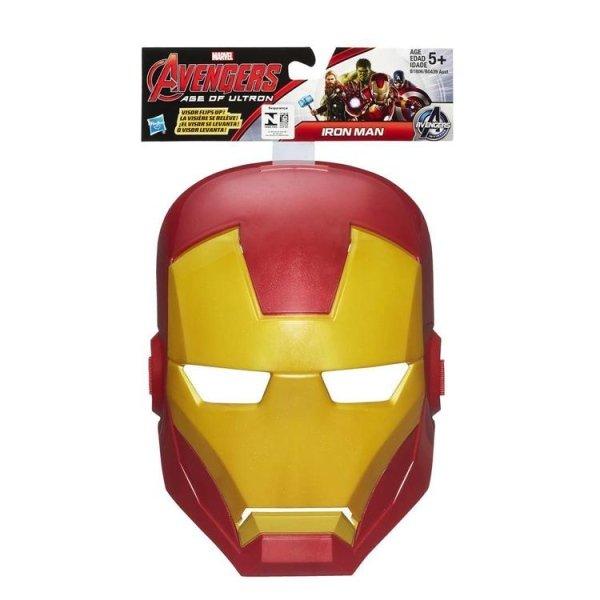 maschera super eroi
