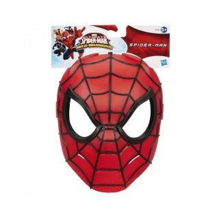 maschera spiderman