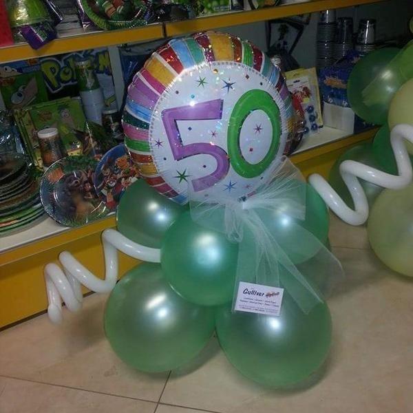compleanno cinquanta anni
