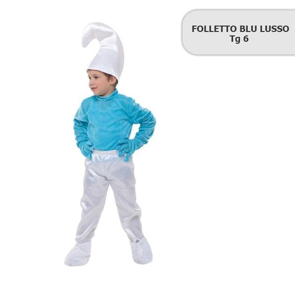 folletto blu
