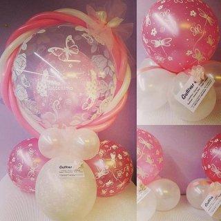 palloncini per battesimo
