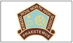 Rove North High School logo