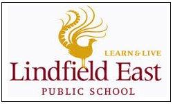Lind field east logo