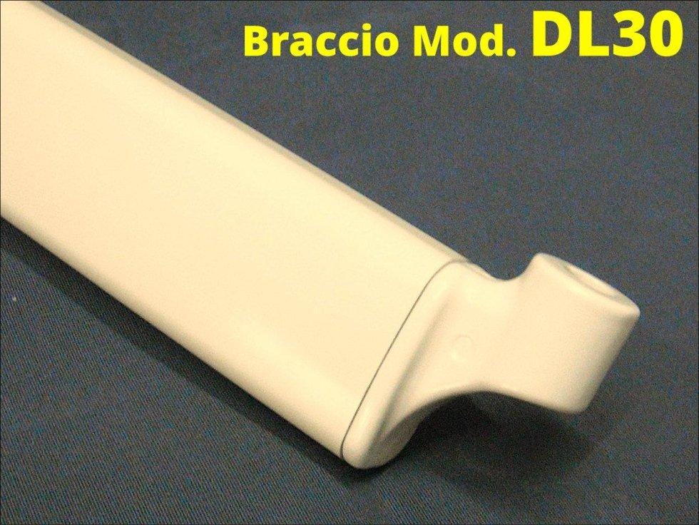 Attacco al terminale braccio DL30