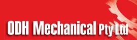 ODH mechanical logo