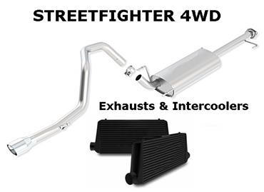 Exhausts and Intercoolers