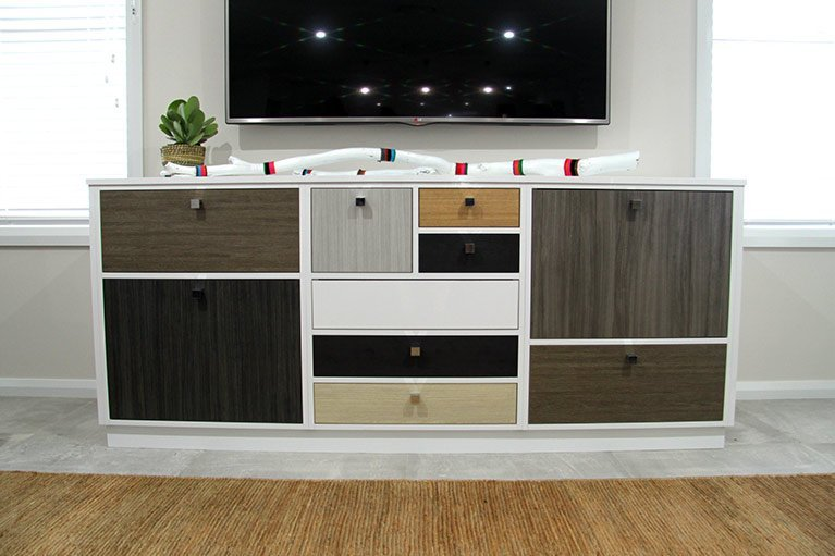 Pulse Kitchens custom cabinetry