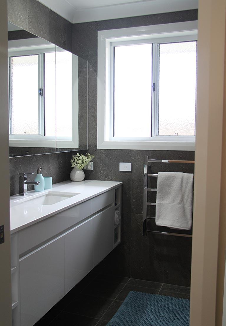 Pulse Kitchens and Interiors Vanity units