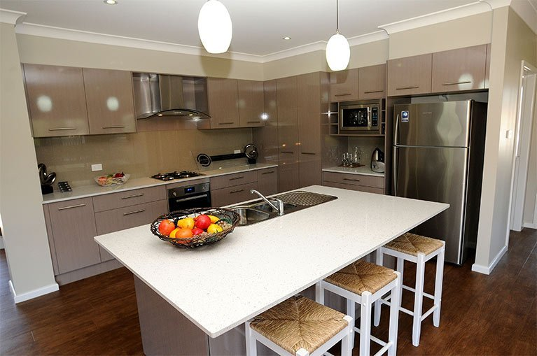 Pulse Kitchens Coolum Estate Display Gunnedah