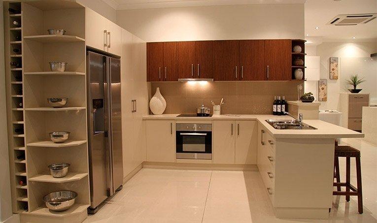 Pulse Kitchens and Interiors Showroom display