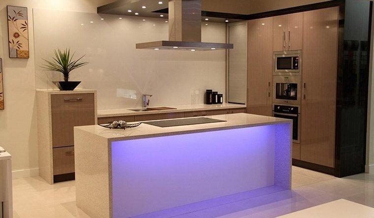 Pulse Kitchen and Interiors Display kitchens