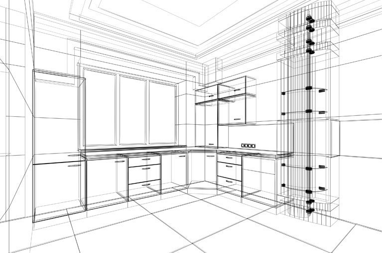 Tailor made kitchen design