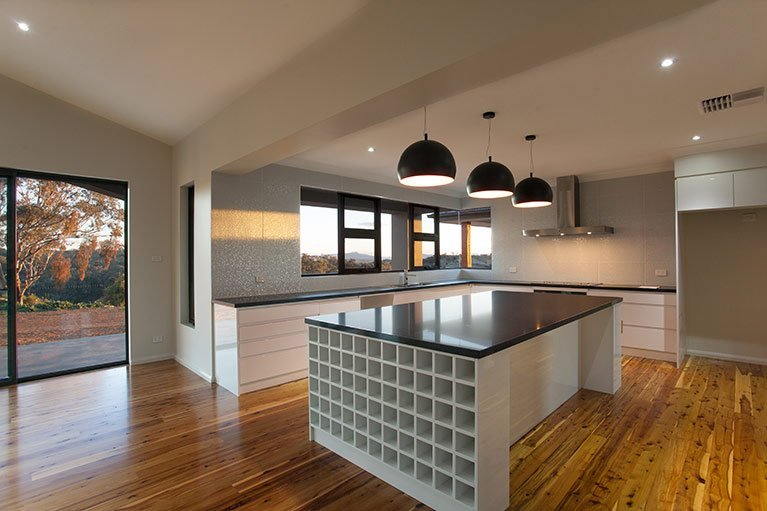 Pulse Kitchens and Interiors Benchtops