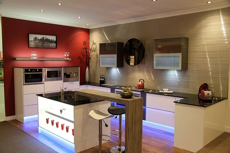 Custom Kitchens and Interiors
