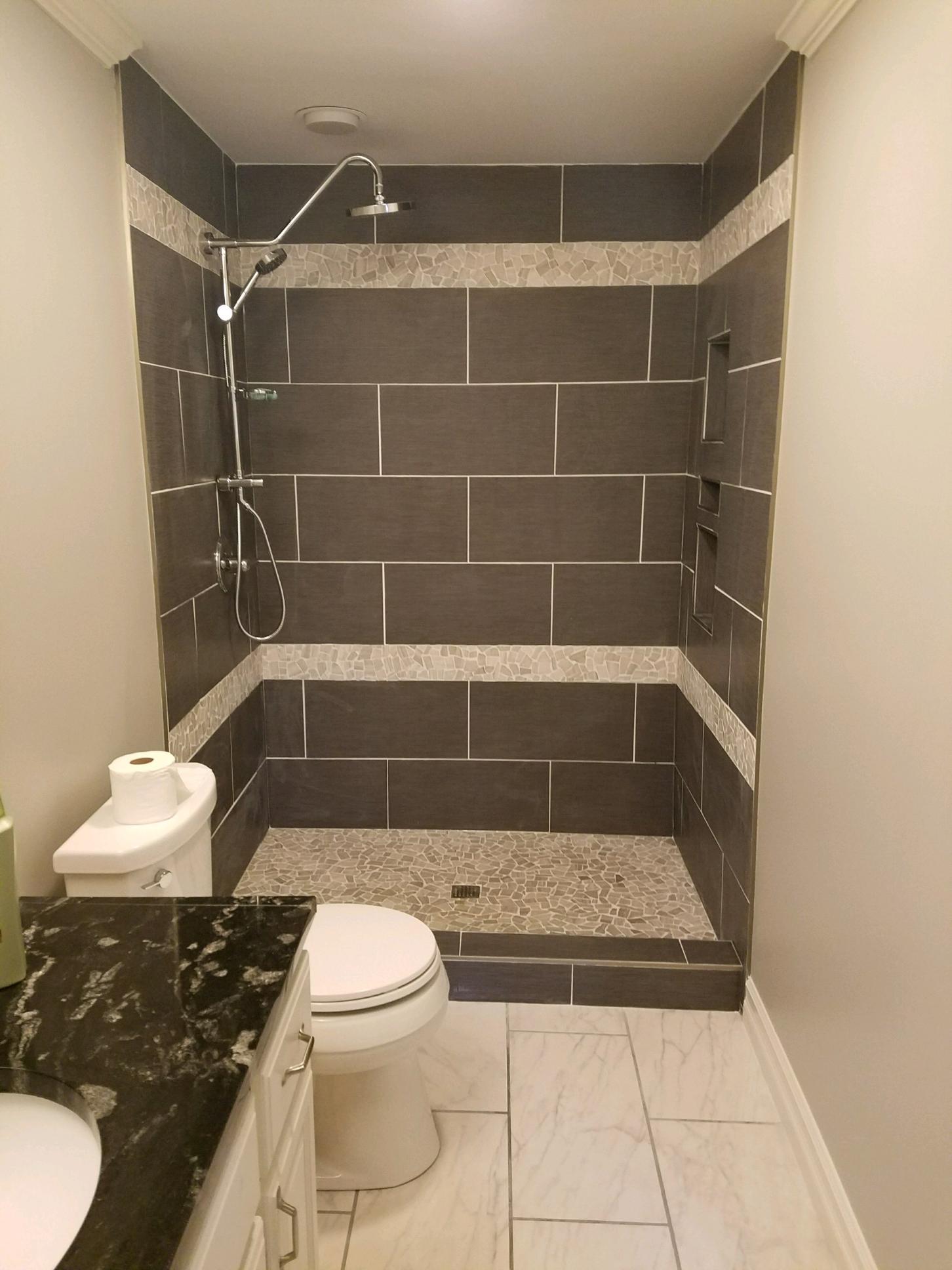 Braendel painting services bathroom remodel in buffalo Bathroom remodeling contractors buffalo ny