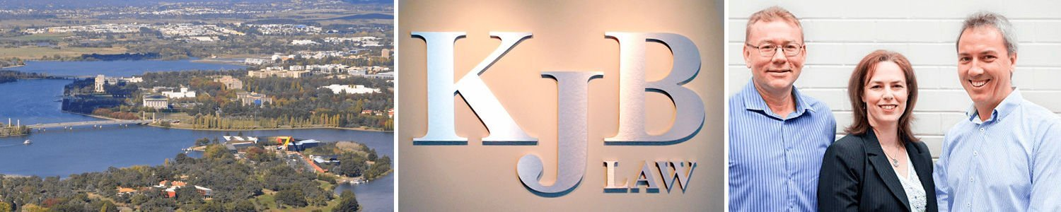 kjb location logo and staff