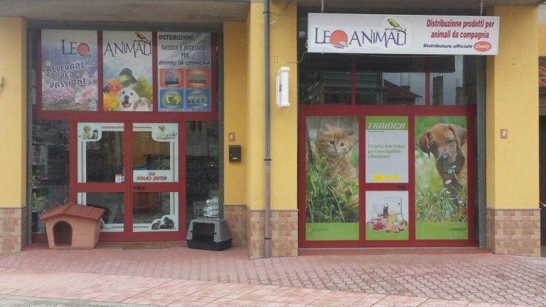 il negozio leo animali