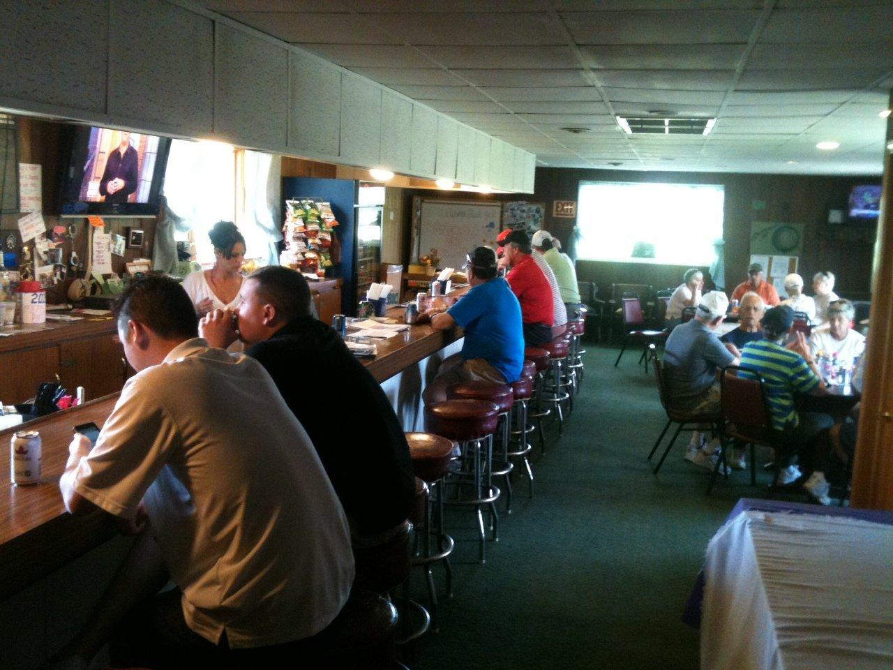golf courses Buffalo, NY