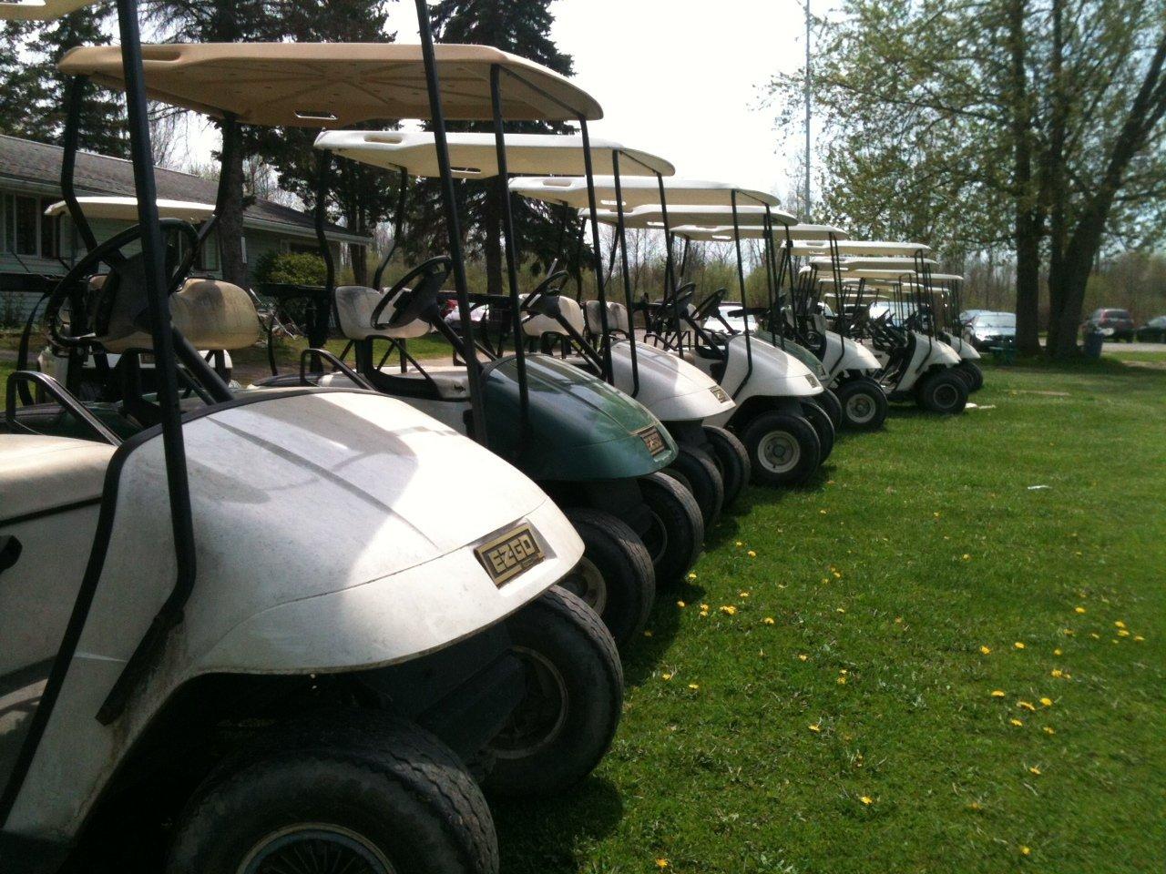 golf courses Lockport, NY