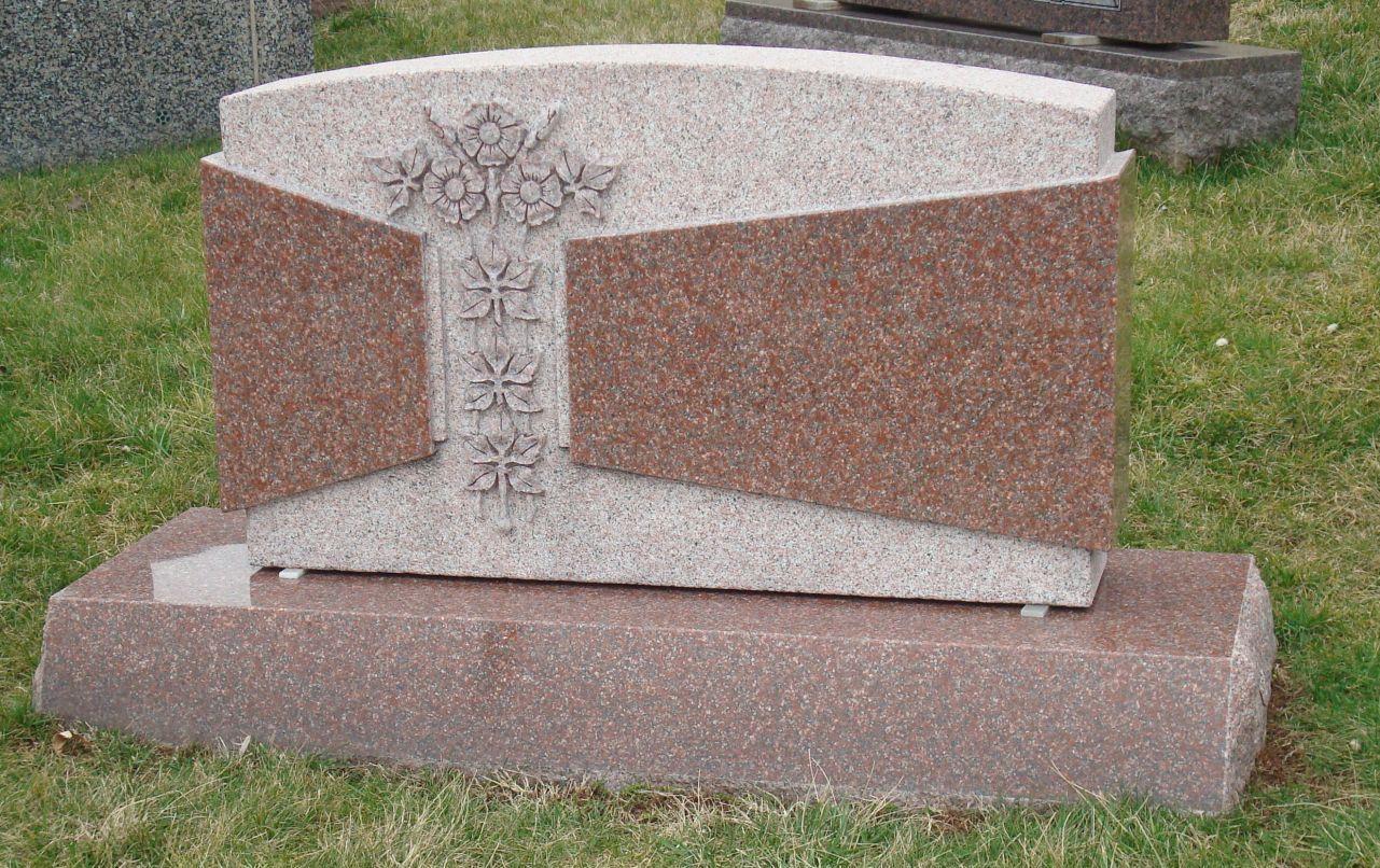 Memorial stone in Clifton Forge, VA