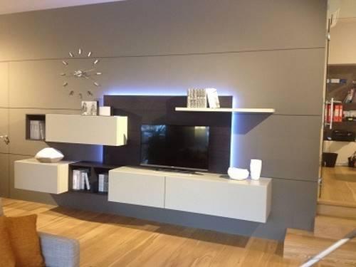 Un salotto moderno