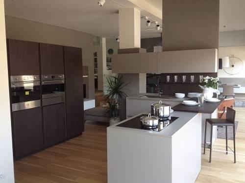 Una cucina moderna