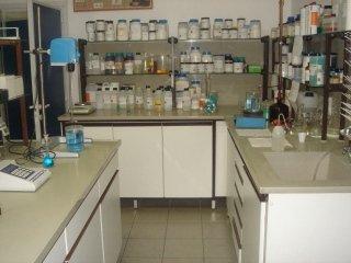 Produzione prodotti chimici