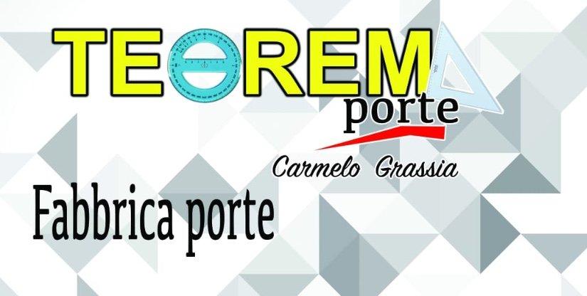 Comat Porte Per Interni.Produzione Porte Interne Misterbianco Catania Teorema Porte