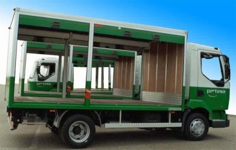 MANUAL MECHANICAL COMBINATION SPECIAL FOR DRINKS TRANSPORT