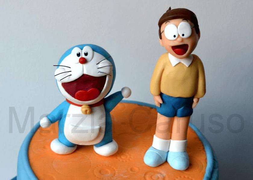 figure personalizzate in pasta di zucchero
