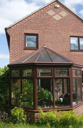 Conservatories - Malvern, Worcestershire - S. Weston Glazing Ltd - Double glazing