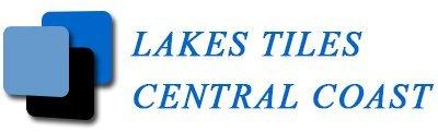 lakes tiles central coast business logo