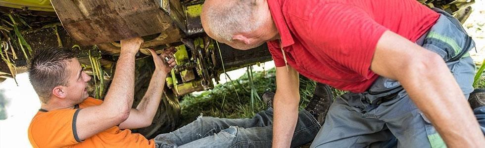 riparazioni macchine agricole