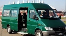furgoni per trasporto disabili