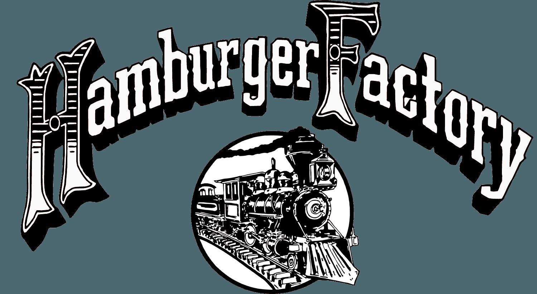hamburger factory logo