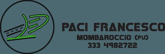 FRANCESCO PACI - LOGO