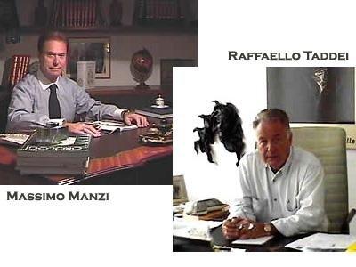 Manzi and Taddei