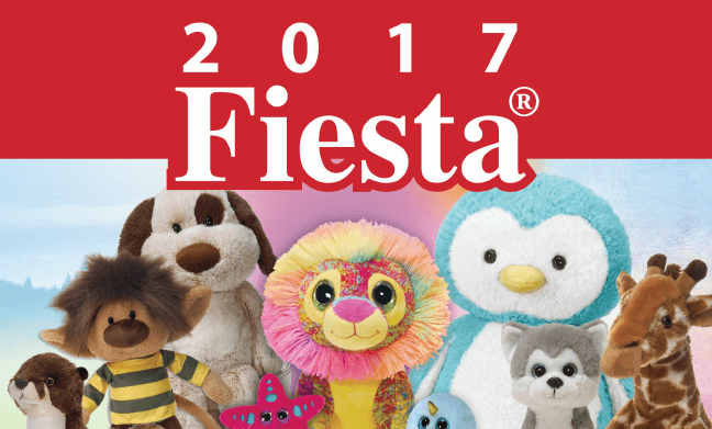Fiesta Toys Available To the Retailer Via Your NEST Rep
