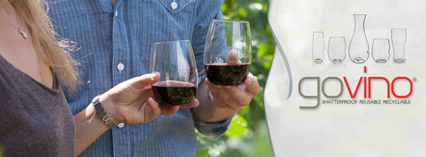 Govino Shatterproof Glasses - Available From your NEST REP