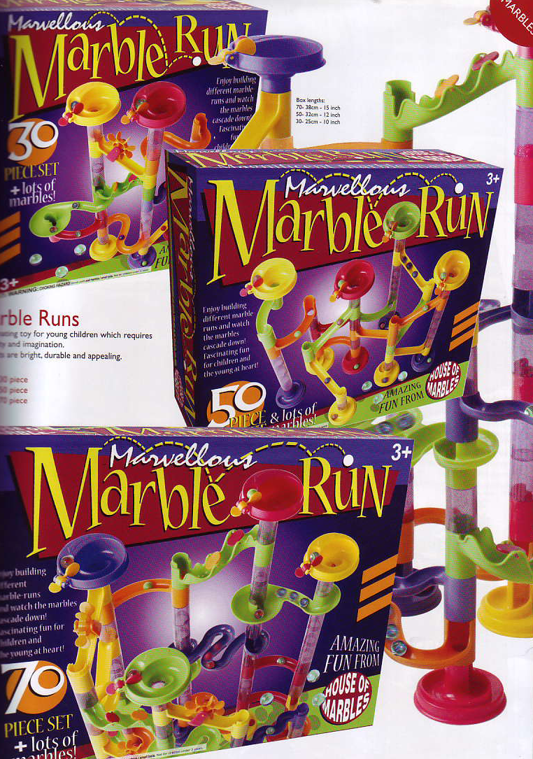 House of Marbles Marble Run