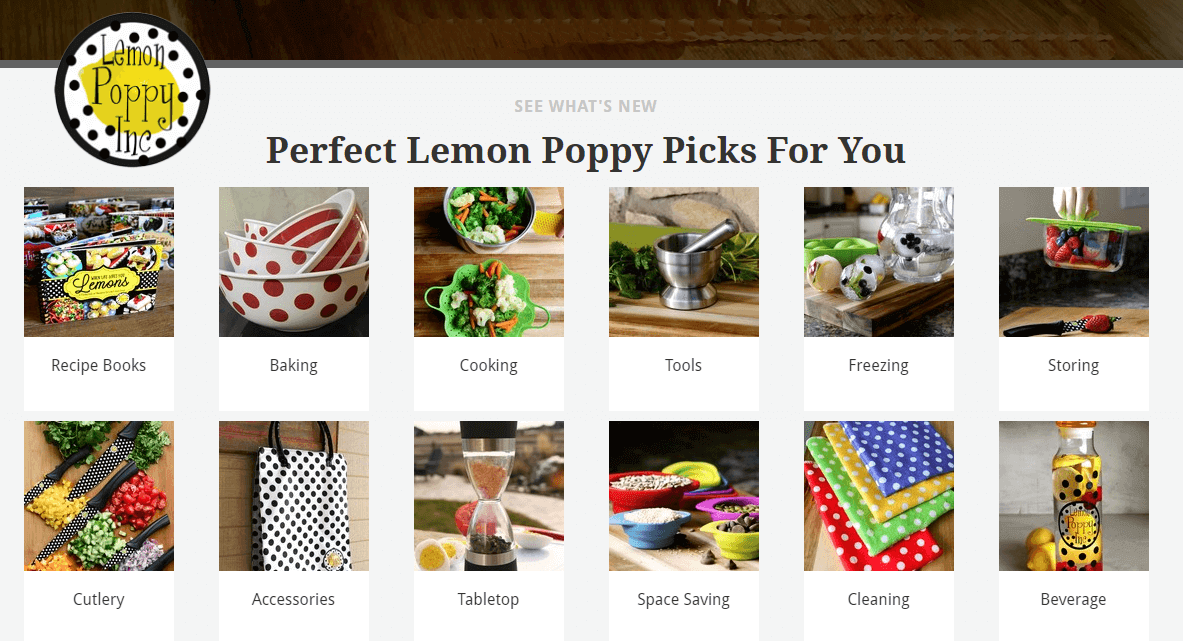 Lemon Poppy, Inc. Available VIA Your NEST Rep