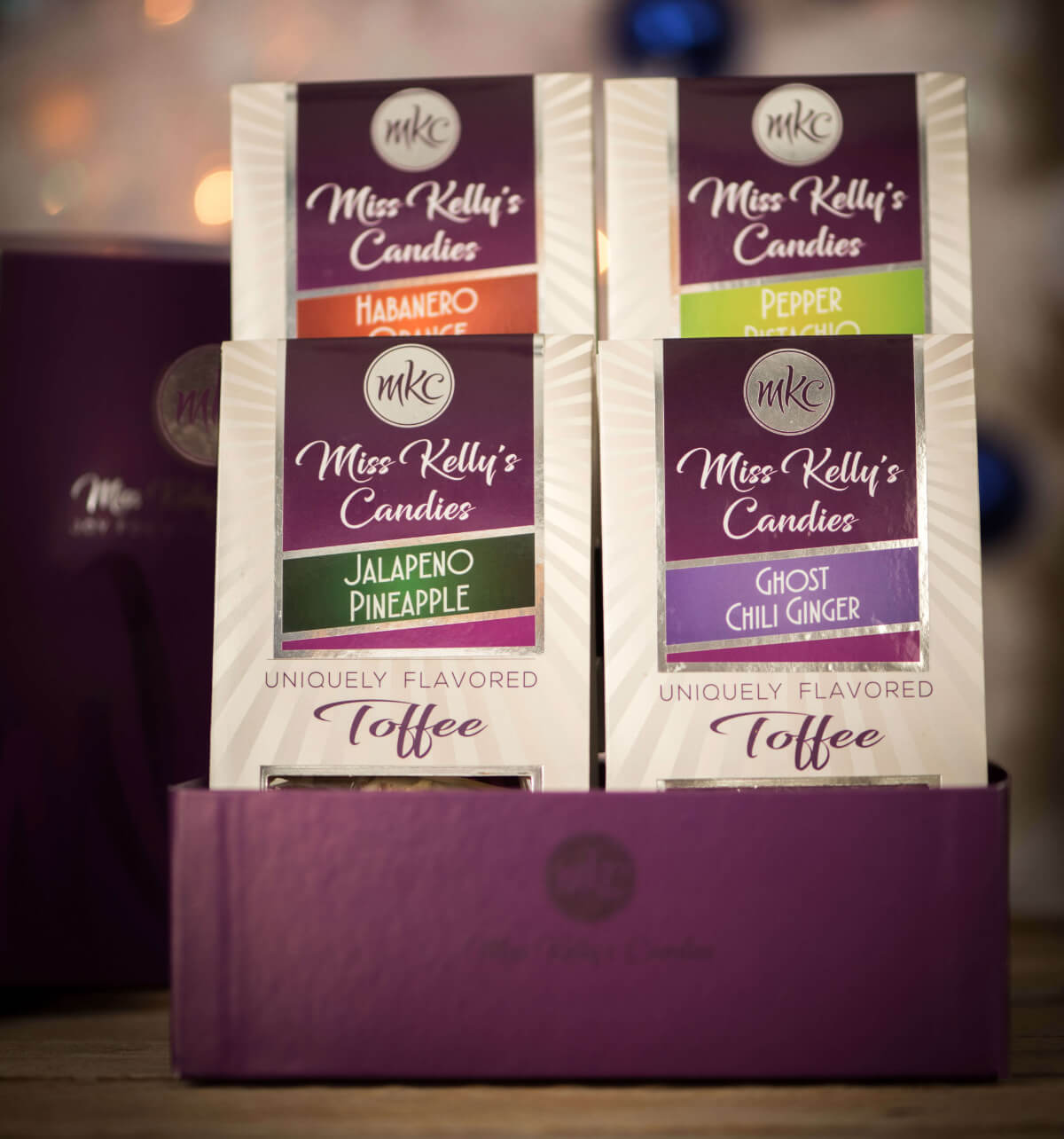 Miss Kelly's Candies Contact Your NEXT Rep For Retailer Orders