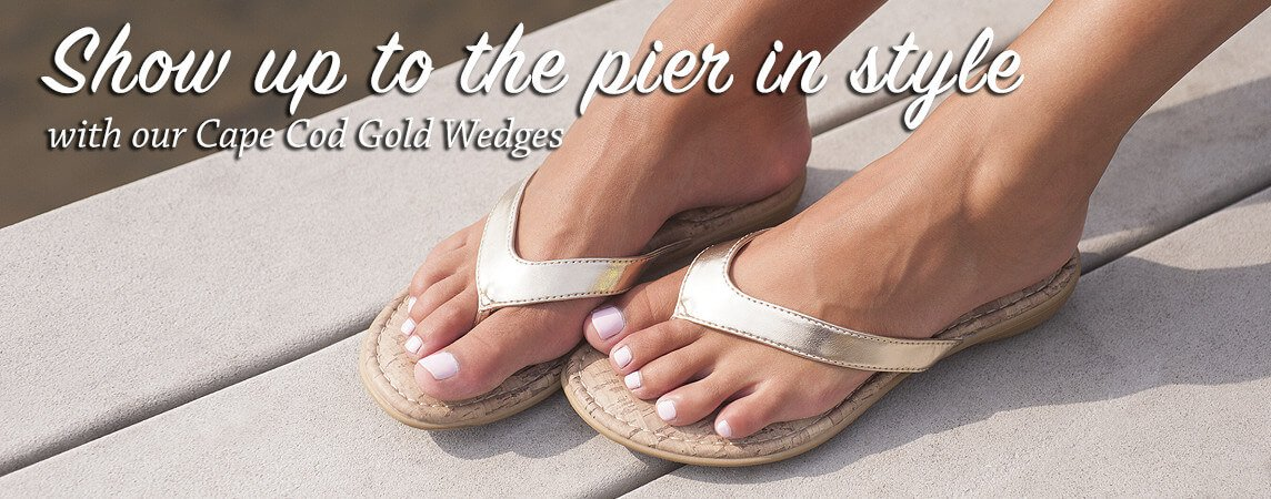 Tidewater Sandals Available to the retailer Via Your Nest Rep