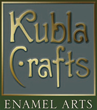 Kubla Crafts Enamel art Available from New Era Reps